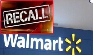 Walmart Recall Alert