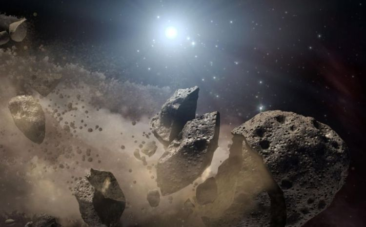 Astrophysicist Warns Earth Likely To Suffer Extinction Event with Asteroid