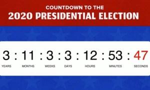 election clock