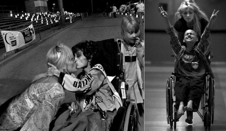 Photos Capture Gut-Wrenching And Beautiful Story Of A Mom's Love For Her Terminally Ill Child
