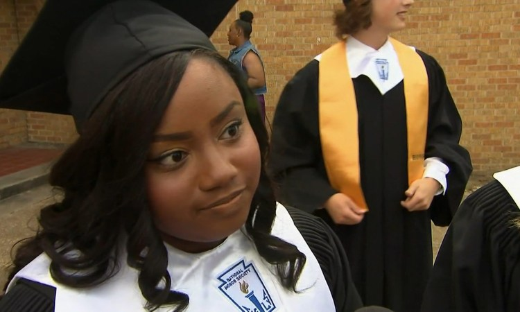 Black Mother Filed Lawsuit Against School Because Her Daughter Shared Valedictorian Spot With A White Student