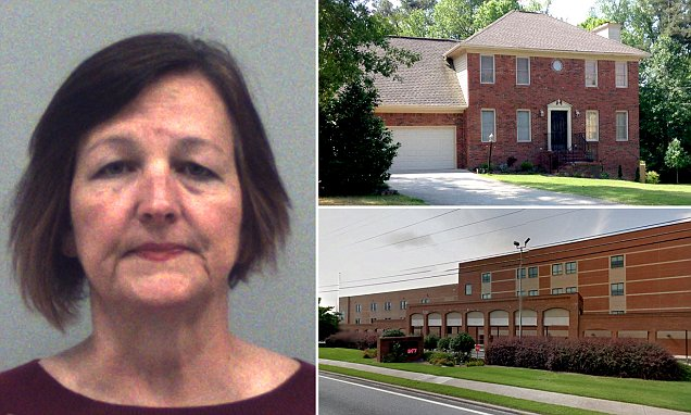 54yo Teacher Had A Sexual Relationship With 17yo Student, Blames It On Him With The Weakest Excuse [VIDEO]