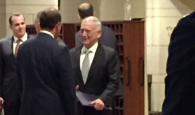 Mattis Asked About Status Of War On ISIS… His Response Is Legendary