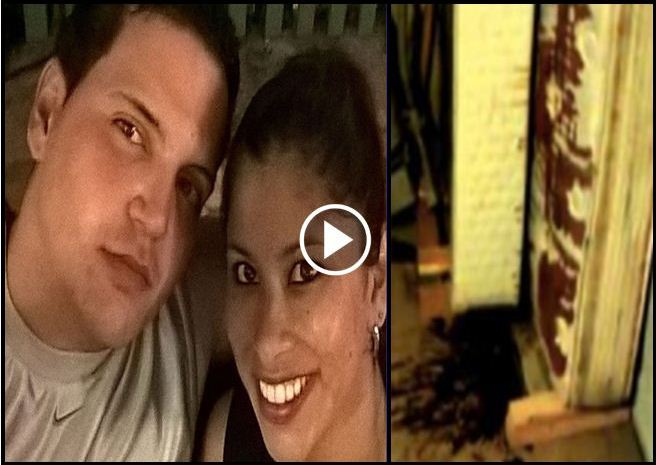Man Killed GF By Shoving Hand Inside Her Ripping Out Her Intestines Explains Why He Did It [VIDEO]