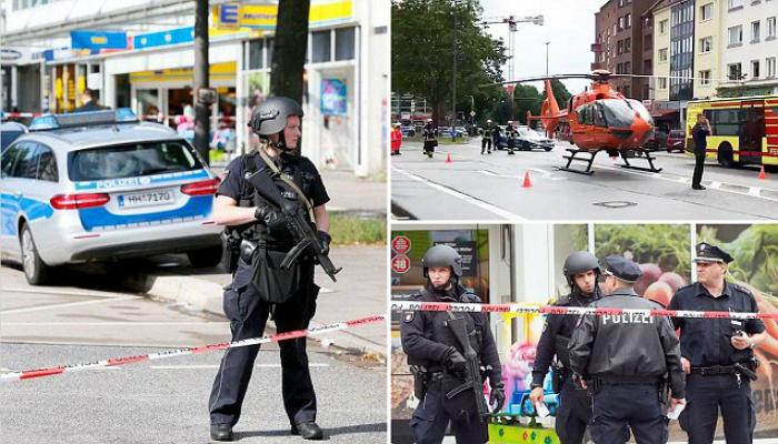 "Machete-Wielding Mad-Man Screaming ""Allahu Akbar"" Kills One During Bloody Rampage [VIDEO]"