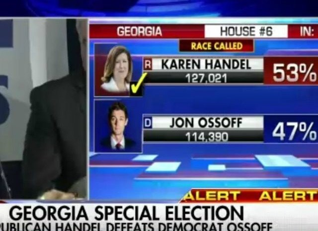 Liberals Sue to Overthrow Election in Georgia #6