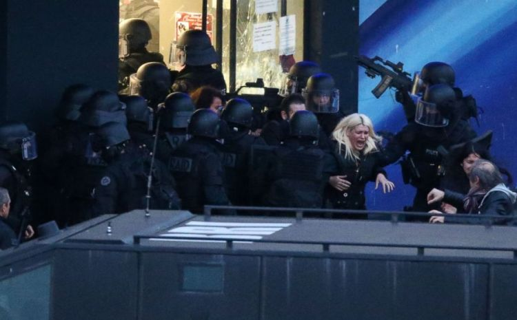 Government Tells How To Survive Terrorist Attack