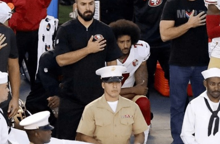 Baltimore Fans To Ravens:Don't Sign Kaepernick