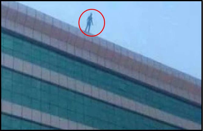 Man In Superman Costume Jumps To His Death From High-Rise
