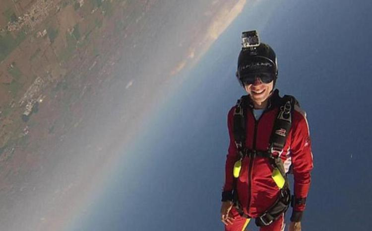 "Wife Devastated After Failing To Save Skydiver Husband Who Said He Is ""Not Going To Pull The Cord"""