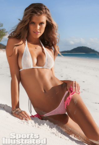 Is Nina Agdal in a Bikini the Hottest Thing on the Net? [VIDEO and PHOTOS]