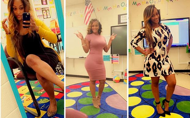 4th Grade Teacher Accused Of Not Being Dressed Appropriately After What She Chose To Wear [WATCH]