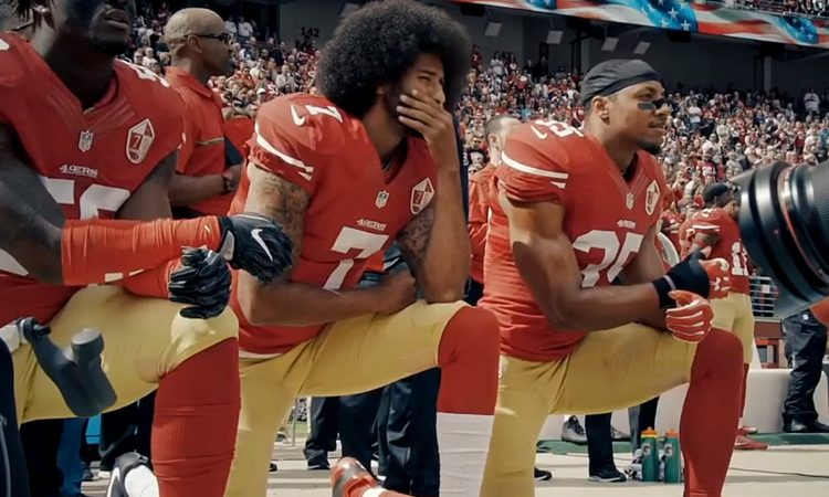 Kapernick Just Donated $25000 To A Chicago BLM Group Named After A Convicted Cop Killer!