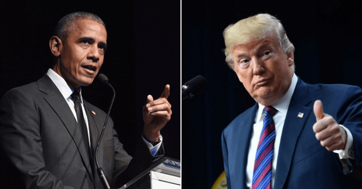 Obama Caught Blatantly Trying To Overthrow President Trump!