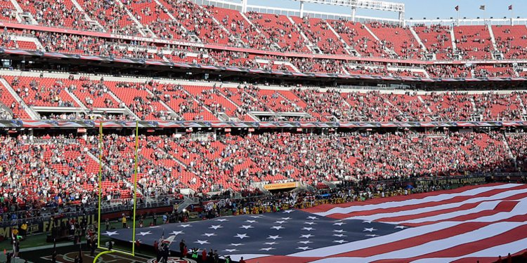 NFL Has Suffered It's WORST LOSS YET, Attendance Sinking Like A Stone!