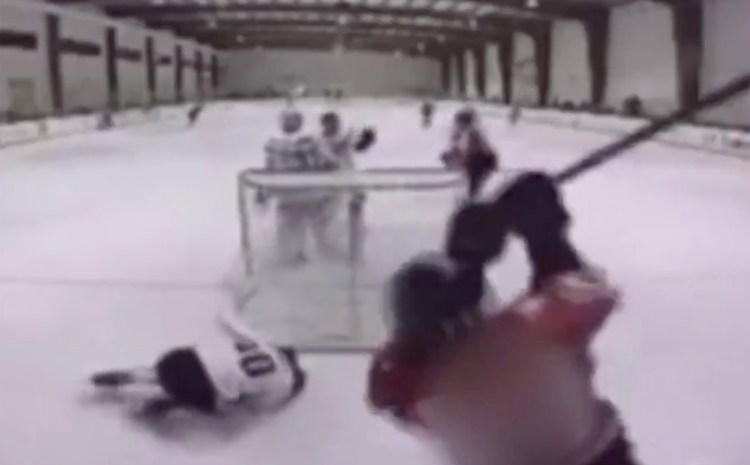 VIDEO: They Called It The WORST Hockey Attack They Had EVER Seen…