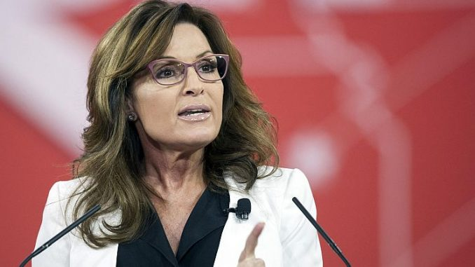 Sarah Palin's Defamation Lawsuit Against NY Times Just Got New Life