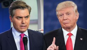 Jim Acosta Asks Trump a 'Gotcha' Question, Trump Hits Back Hard [WATCH]