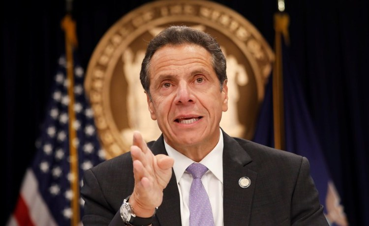 """I'll Buy You a Drink!"" – NY Gov. Cuomo Begs Wealthy New Yorkers to Come Back to Save the City"