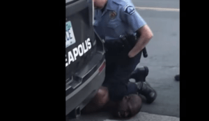 Video Shows MN Police Officer Kneeling on Black Man's Neck Who Later Died — 4 Officers Later Fired
