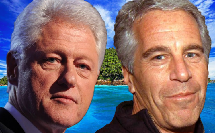 "Bill Clinton Releases Statement in Response to Witness Alleging He Was on Epstein's Island with ""2 Young Girls"""