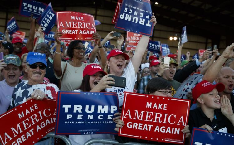 BOOM! Trump Won a 70% Plus Landslide Election – He Probably Had 400 Electoral Votes (Audio)