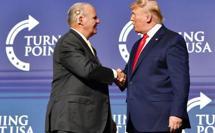 [TUNE IN] Trump Will Host on Rush Limbaugh Show, 'Largest Virtual Rally in Radio History'