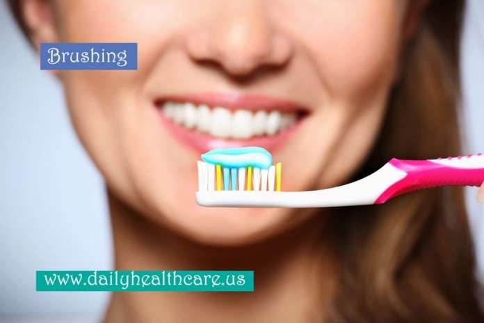 Brushing-oralhealth-dailyhealthcare.us
