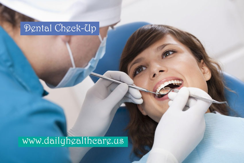 Dental Check-Up (dailyhealthcare.us)