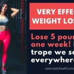How to Lose Weight Fast and Safe Without Exercise