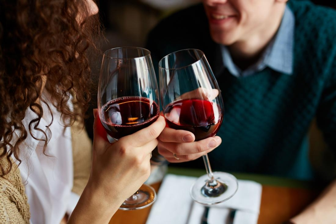 Study finds moderate red wine drinking may be good to gut health