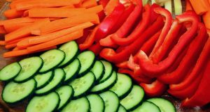 carrots-cucumbers-and-red-bell-peppers