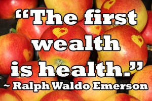 first-wealth-is-health