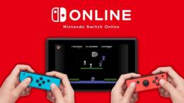 Online Nintendo Switch Debuts in September's Second Half