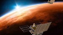 NASA's Mars Reconnaissance Orbiter Confirms Successful Landing of InSight