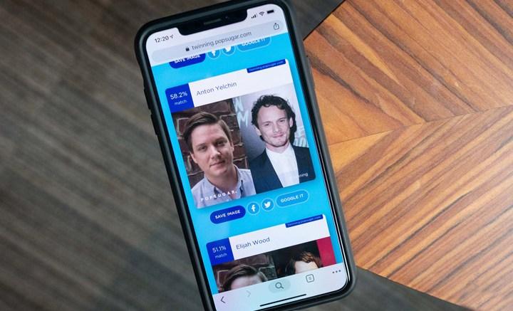 Popsugar's Twinning App