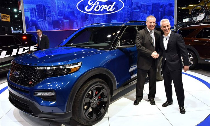 Ford Hiring More Employees