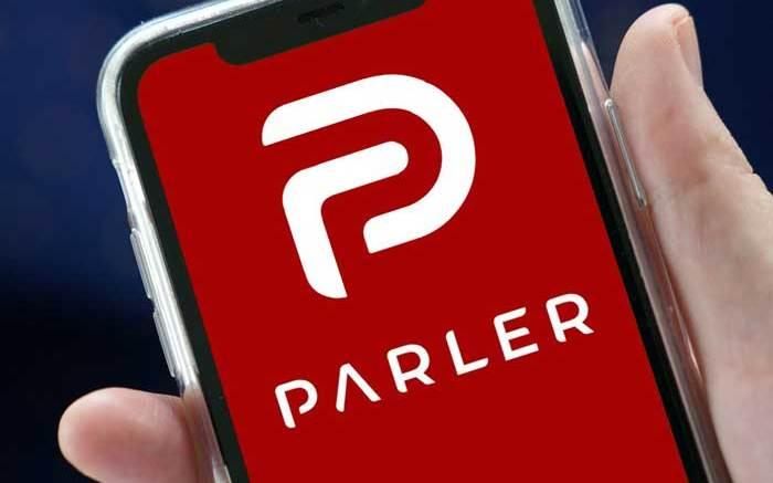 Social Media App Parler