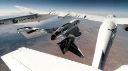 Virgin Galactic Gets Federal Aviation
