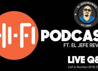 Daily HiFi Podcast about headphones and IEM's with El Jefe