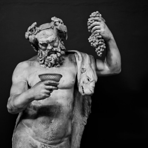 """Dionysus - Statue at the Vatican"" by derekskey is licensed under CC BY 2.0"
