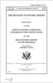 rapport économique conjoint crypto-monnaie