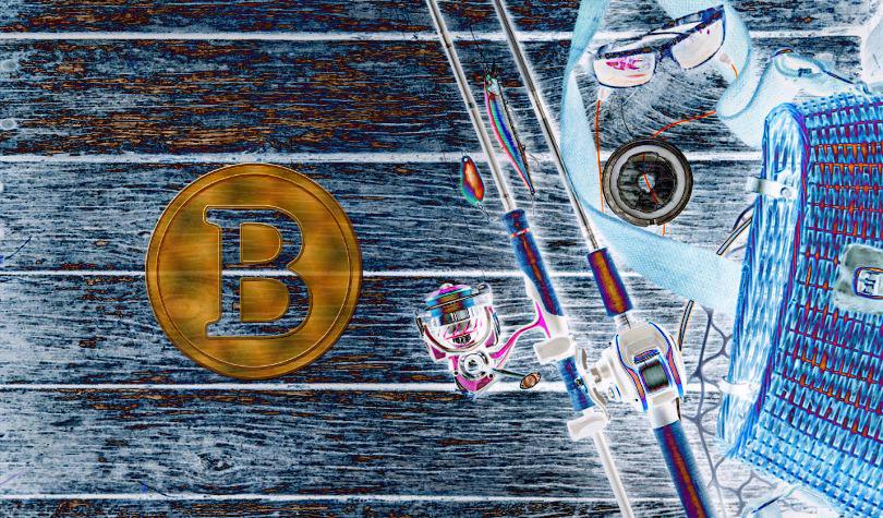 Tales From the Crypto:  Million Bitcoin (BTC) Loss Blamed on Fishing Rod