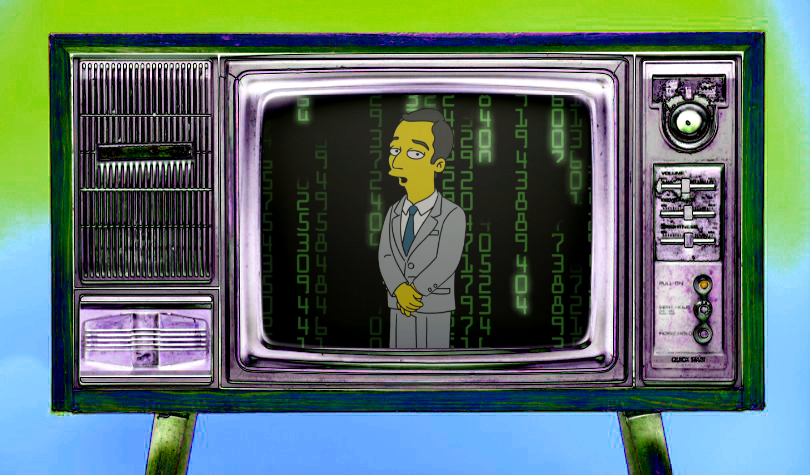 The Simpsons Just Gave Cryptocurrency Massive Mainstream Exposure