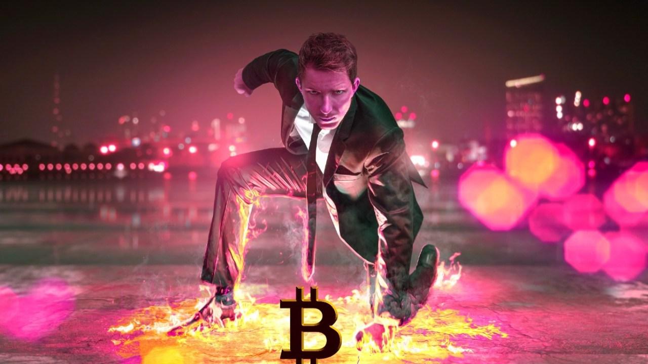 muntele bitcoin