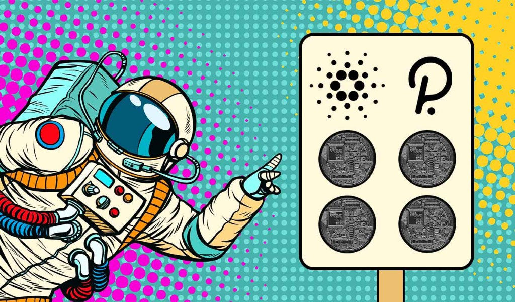 Cardano, Polkadot and Four Additional Altcoins Are Set To Explode in 2022, According to Crypto Trader Austin Arnold