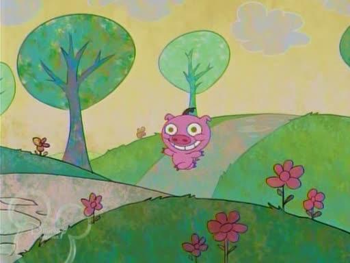 DHP Nov. 7th Ed. (Chuckles The Silly Piggy) (1/2)