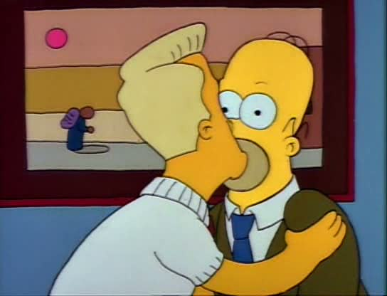 DHP April 15th, 2012- Simpsons (3/3)