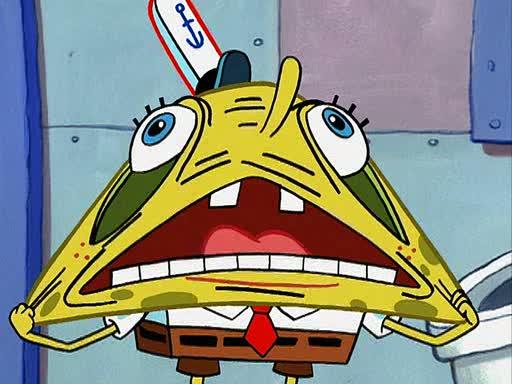 DHP April 17, 2012- Spongebob (2/2)