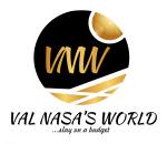 val nasa world logo